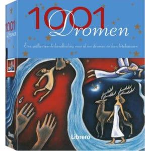 1001 Dromen, geïllustreerde handleiding + betekenissen, Jack Altman