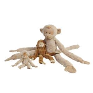 Slingeraap hang aap beige 85cm – Happy Horse Hanging Monkey no.3