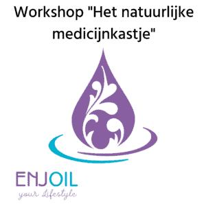 Workshop het natuurlijke Medicijnkastje