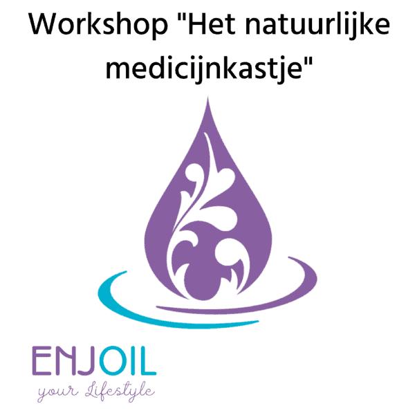 Workshop het natuurlijke mecijnkastje