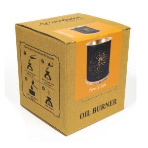 Aromafume olieverdamper Boom des Levens