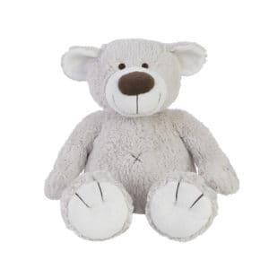 Beer knuffel grijs Knuffelbeer 22 cm – Bear Baggio no. 1 Happy Horse
