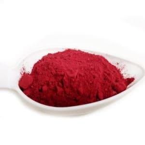 Bietenpoeder rood natuurlijke kleurstof poeder