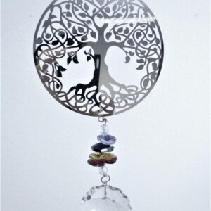 Cosmo Spinner boom Tree of Life + Kristal