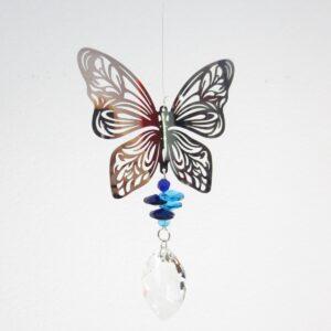 Cosmo Spinner Vlinder + Kristal