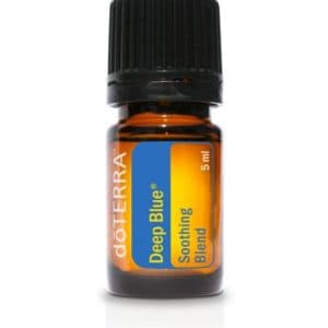 Deep Blue essentiële olie dōTERRA 5ml.