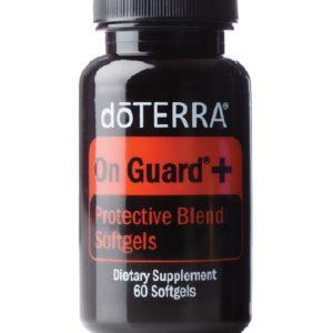 DoTERRA On Guard+ Softgels – Beschermende capsules 60st.