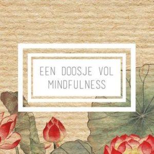 Een doosje vol mindfulness