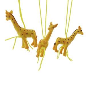 Gelukspoppetjes Giraffe Polystone 5cm