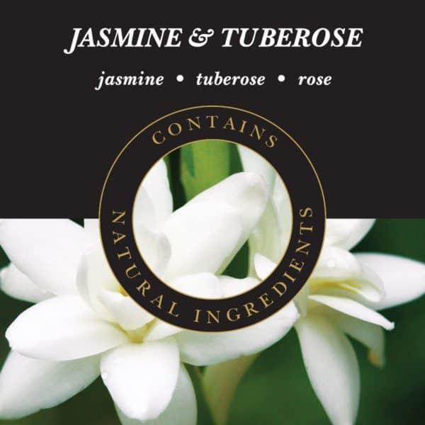Geurolie Jasmine & Tuberose 12ml Oil - Asleigh & Burwood