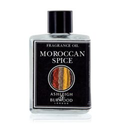 Geurolie Moroccan Spice 12ml Oil – Asleigh & Burwood