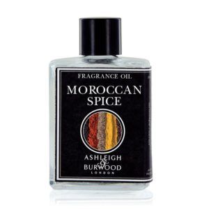 Geurolie Moroccan Spice 12ml Oil – Asleigh & Burwood