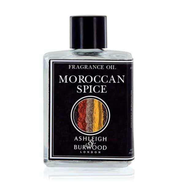 Geurolie Moroccan Spice 12ml Oil - Asleigh & Burwood