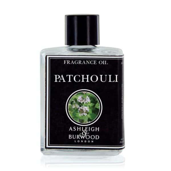 Geurolie Patchouli 12ml Oil - Asleigh & Burwood