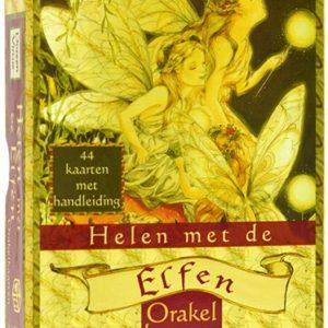 Helen met de ELFEN Orakelkaarten – Doreen Virtue