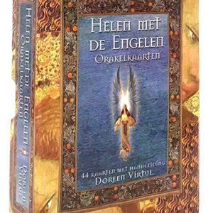 Helen met de engelen Orakelkaarten – Doreen Virtue