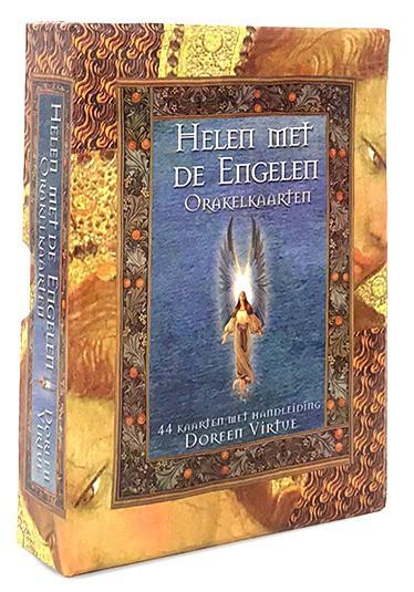 Helen met de engelen Orakelkaarten - Doreen Virtue