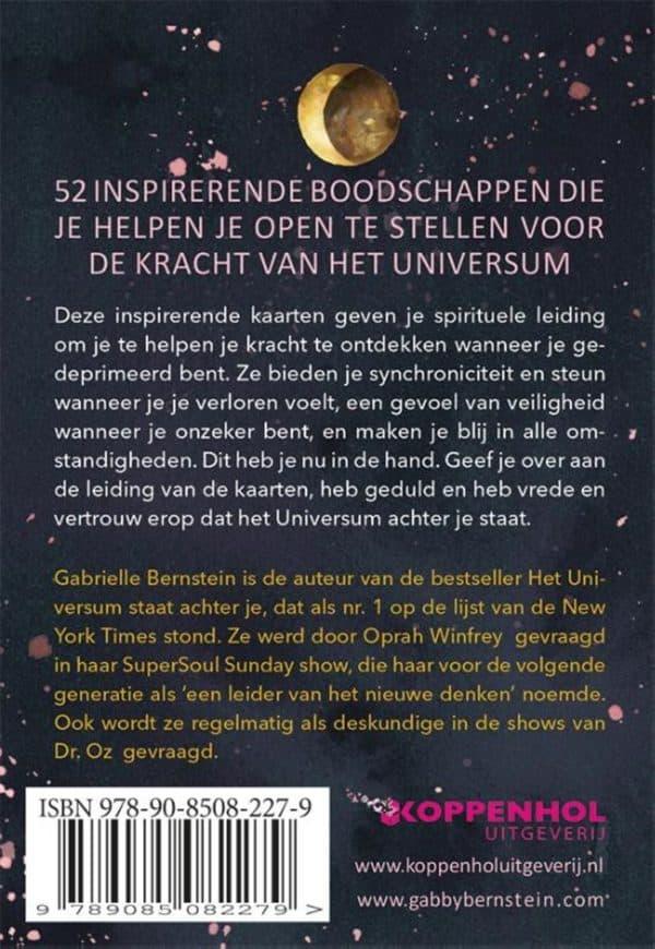 Het Universum staat achter je Orakelkaarten - Gabrielle Bernstein