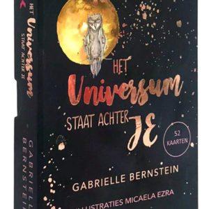 Het Universum staat achter je Orakelkaarten – Gabrielle Bernstein