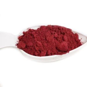 Hibiscuspoeder rood natuurlijke kleurstof poeder