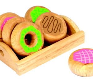 Houten Donutset I'm Toy