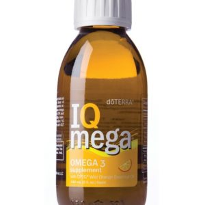 IQ Mega dōTERRA – Omega 3 Supplement