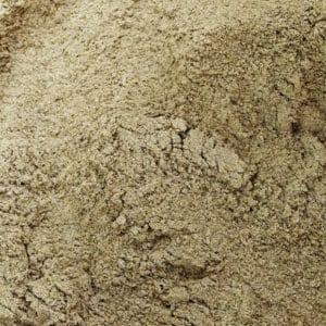 Kamille gemalen kamillepoeder natuurlijke kleurstof poeder