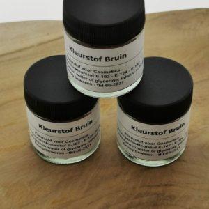 Kleurstof Bruin E-102-E-124 E-132 Cosmetica kleurpoeder