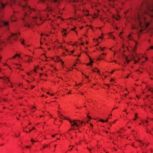 Kleurstof Frambozenrood E-124 Cosmetica kleurpoeder