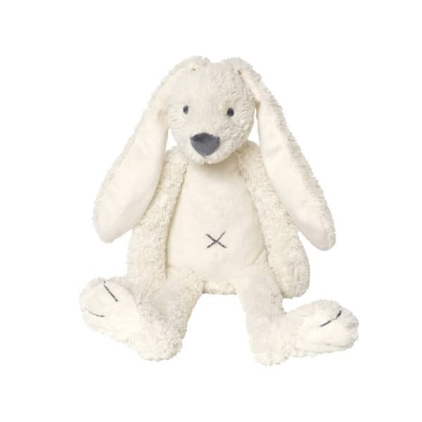 Knuffel konijn wit 38cm - Ivory Rabbit Richie No.2 Happy Horse