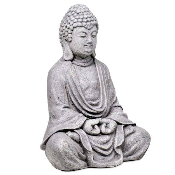 Meditatie Boeddha 33 cm.