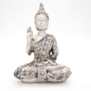Thaise meditatie Boeddha C 11,5 cm.