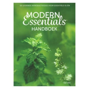 Modern Essentials boek Elfde Editie, doterra Essentiële oliën