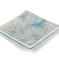 Mosaic Plate Medium Fairy Land 16 x 16 cm