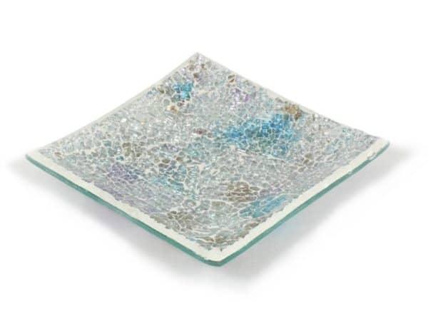 Mosaic Plate Medium Fairy Land 16 x 16 cm