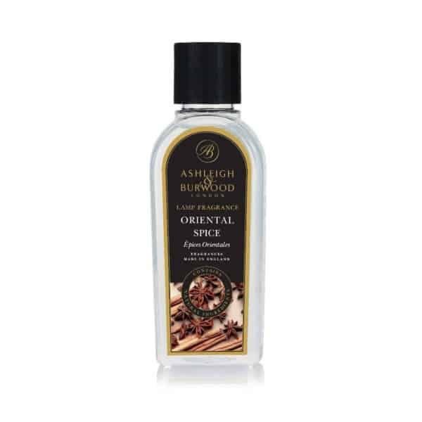 Oriental Spice 250ml Lamp Oil - Geurolie
