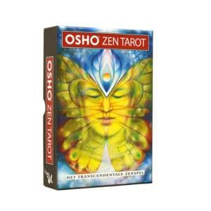 Osho Zen Tarot set 78 kaarten + boek