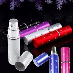 Parfum verstuiver 5ml – hervulbare spray fles