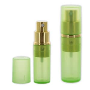 Parfum spray verstuiver 10ml groen