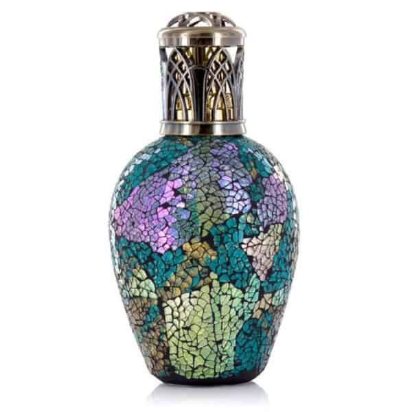 Peacock Tail Fragrance Lamp - Geurlamp Asleigh & Burwood