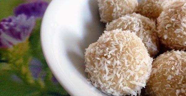 Lees meer over het artikel Recept Power snacks kokos & limoen
