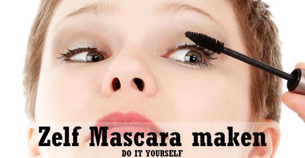 Recept natuurlijke mascara maken
