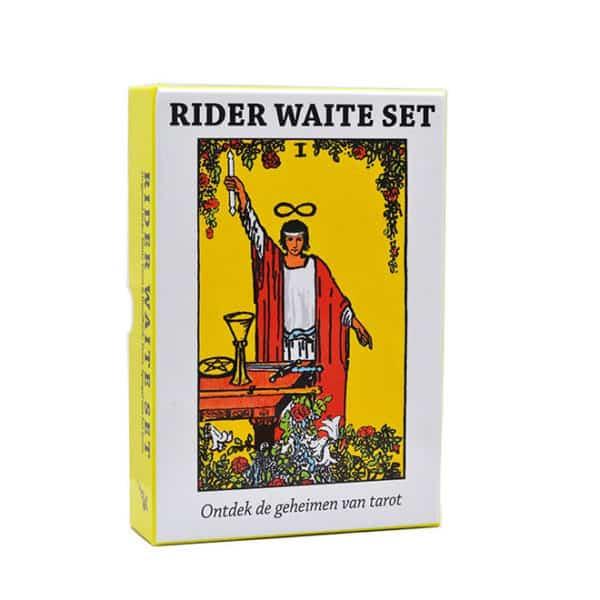 Rider Waite Tarot set 78 kaarten