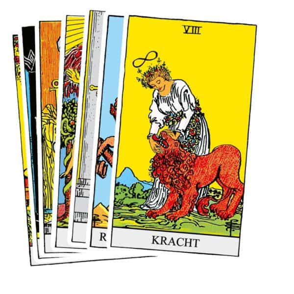 Rider Waite Tarot set kaart 4