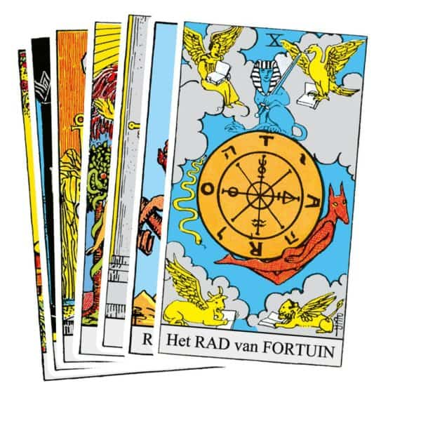 Rider Waite Tarot set kaart 5