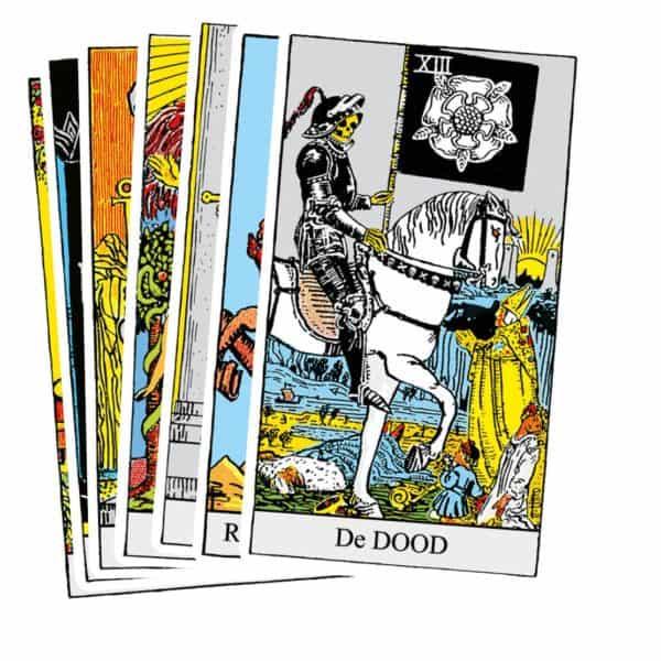 Rider Waite Tarot set kaart 7