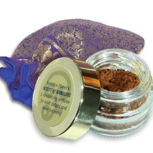 Scent of Samadhi natuurlijk deodorant poeder