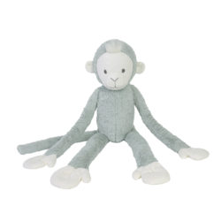 Slingeraap groen 84cm – Happy Horse Teal Hanging Monkey no. 3
