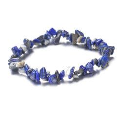 Splitarmband Lapis Lazuli edelsteen armband splitstenen