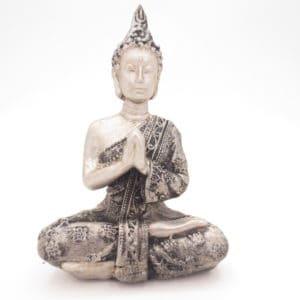 Thaise meditatie Boeddha A 11,5 cm.